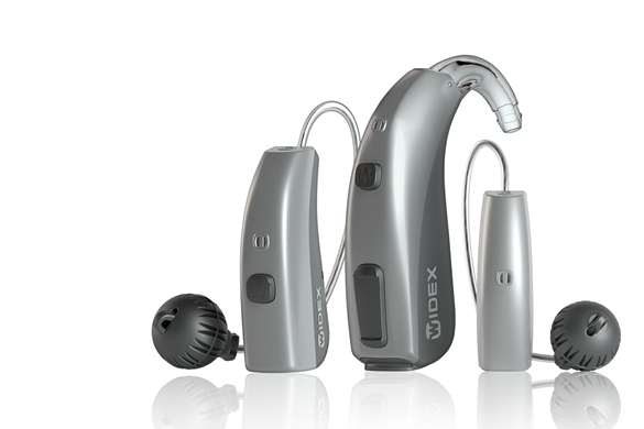 Widex EVOKE 3 Hearing Aids