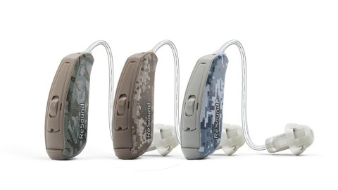 ReSound LiNX Hearing Aid Line-up